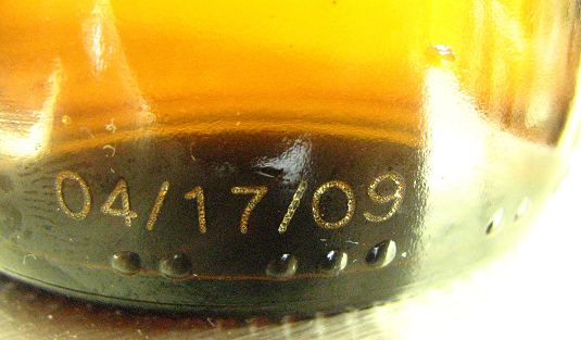 Glass marking with laser